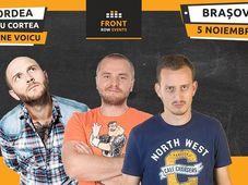 Show 2: Stand-up comedy cu Bordea, Nelu Cortea & Mane Voicu