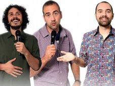 Stand-up comedy cu Teo, Vio & Costel