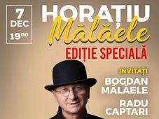 Ediție specială cu Horațiu Mălăele