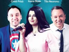 Stand-up Comedy la Craiova