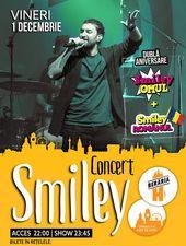 Concert Smiley la Berăria H // #DublăAniversare