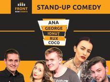 Show 2: Stand-up comedy cu Ana, George, Ionuț, Rux & Coco