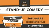 Stand-up comedy cu Ana, George, Rux & Coco