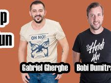Stand-up de Craciun cu Bobi Dumitras, Gabriel Gherghe, Nae Nicolae si Petrica Istoc