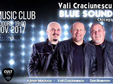 Vali Craciunescu Blue Sound Chicago