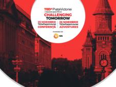 TEDxPiațaVictoriei Challenging Tomorrow