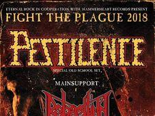 Pestilence live in Fabrica