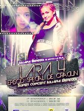 Iuliana Beregoi te invita la film: Lara 4 - Lansare episod special de Craciun