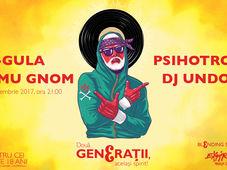 J&B #BlendingGenerations: K-gula, Psihotrop, Omu Gnom, DJ Undoo / Expirat / 06.12