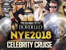 """NYE 2018 & BORDELLO """"Celebrity Cruise"""""""