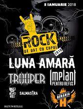 Rock de Dat cu Capul #1: Luna Amară, Trooper, Implant pentru Refuz & more