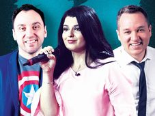 STAND-UP COMEDY  la TARGU MURES