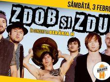 Zdob și Zdub în concert la Berăria H