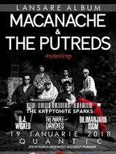 Macanache & The Putreds - lansare de album