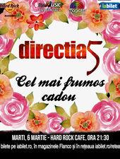 Concert Directia 5 - Cel mai frumos cadou