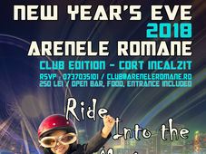 New Year's Eve 2018 at Arenele Romane
