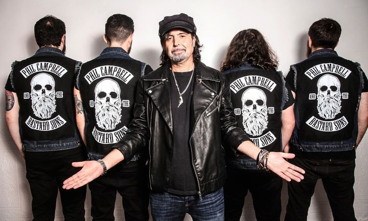 Concert PHIL CAMPBELL