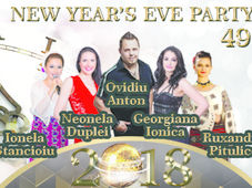 New Year's Eve Party 2018