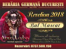 Revelion 2018 la Beraria Germana Bucuresti