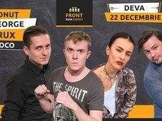 Stand-up comedy cu Ionuț, George, Rux & Coco