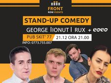Stand Up Comedy cu Ionut, Rux George si Coco