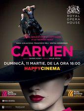 The Royal Opera House Carmen - Bizet