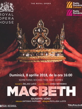 The Royal Opera House Macbeth - Verdi