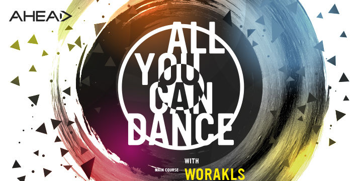 All You Can Dance with Worakls at /FORM SPACE