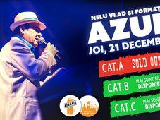 Concert Nelu Vlad și formația Azur la Berăria H