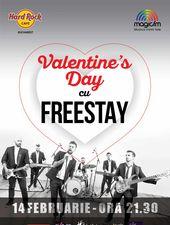 Valentine's Day cu FREESTAY