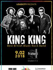 King King - Best British Blues-Rock Band @Fratelli Studios