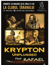 Krypton Unplugged feat Rafael