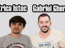 Stand-up Comedy cu Gabriel Gherghe si Petrica Istoc @Doors Club Constanta