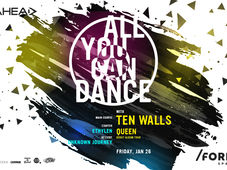All You Can Dance with Ten Walls at /FORM SPACE