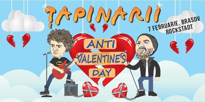 Concert Tapinarii - Anti-Valentine's Day
