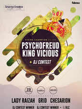 Concert Psychofreud & King Vicious