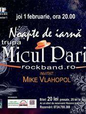 Micul Paris - Noapte de iarnă