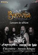 Bucovina la Arenele Romane  - Lansare de album