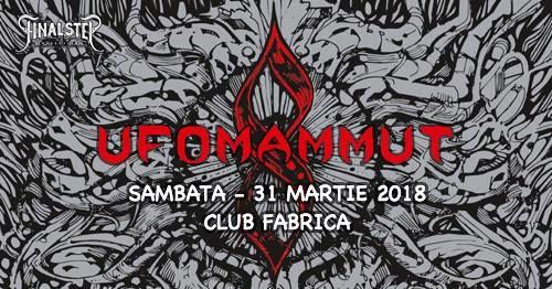 Concert Ufomammut