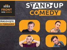 Stand-up comedy cu Bobi Dumitraș, Rux, Gherghe & Coco