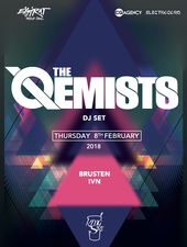 Electrocord pres. The Qemists (DJ Set - UK) / Expirat / 08.02