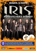 Concert Iris - Poveste fără sfârșit