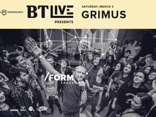 BT Live Presents Grimus at /FORM Space