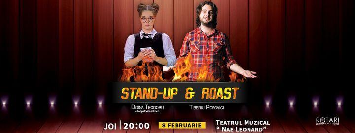 Stand UP & Roast