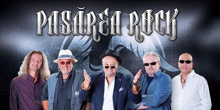 Concert Pasarea Rock - Baniciu, Țăndărică, Kappl