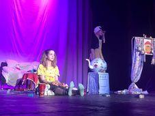 """Momolino Teatru si Povesti pentru copii - """"Ziua in care a fugit somnul"""""""