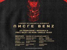 NOSFE - Concert de lansare al albumului UNCLE BENZ