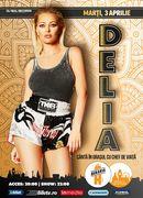 Delia cântă în Orașul cu Chef de Viață
