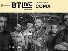 BT Live presents Coma at /Form Space