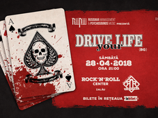Drive Your Life live in Zalau